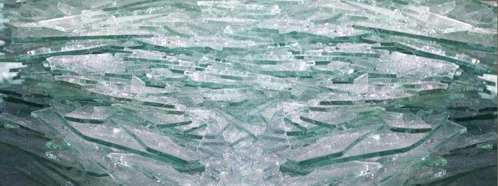 bris de glace